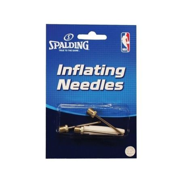 Spalding komplet tri iglice i adapter za duvanje lopti