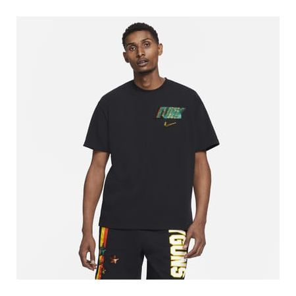 "Nike Rayguns Basketball T-Shirt ""Black"""