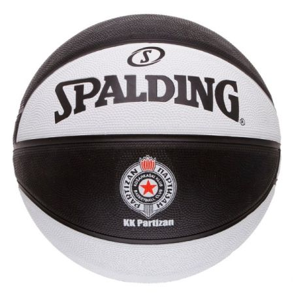 Spalding Košarkaška lopta Partizan