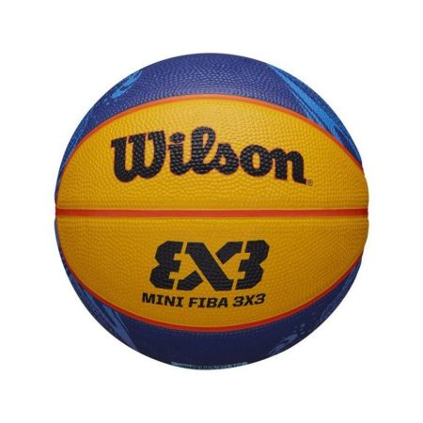 WILSON FIBA 3X3 MINI LOPTA (size 3)
