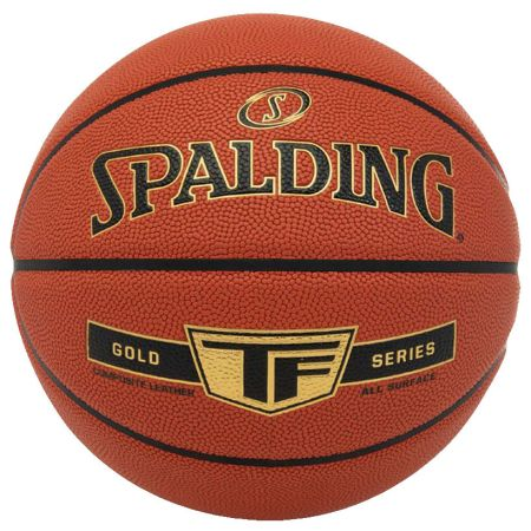 Spalding TF Gold Basketball (size 7)