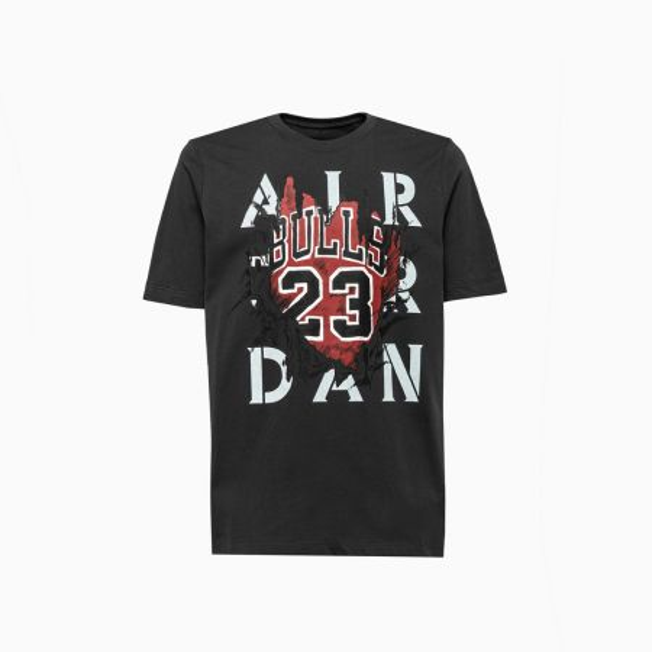 "Jordan AJ5 '85 Graphic T-Shirt ""Dark Grey"""