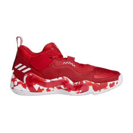 """Adidas Donovan Mitchell D.O.N. Issue #3 """"Red"""""""