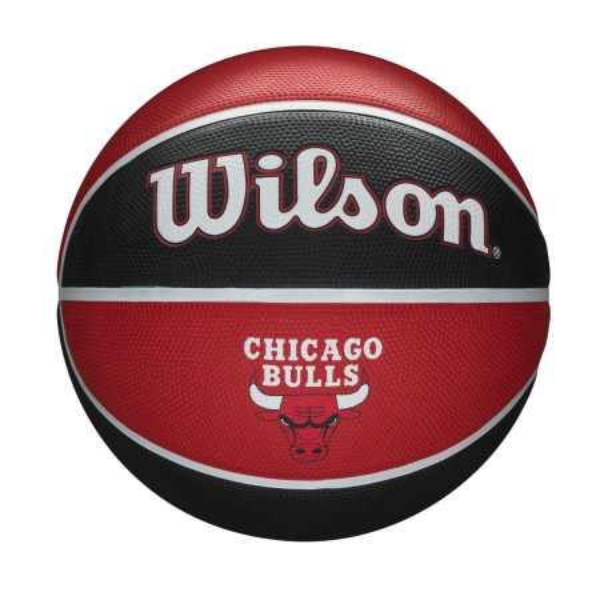 Wilson NBA Team Tribute Chicago Bulls Basketball